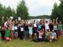 Freiwasser Hemmoor OWD, AOWD, Rescue Juli 2014