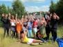 Freiwasser Hemmoor OWD & Rescue 27.-28.07.13